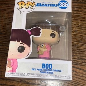 Monsters Inc Boo